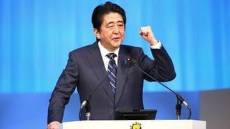 首相の権力基盤は党内支持から国民の支持へ