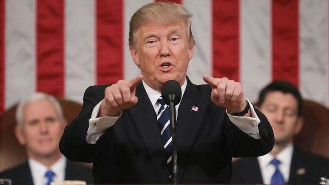 トランプ大統領は、実は演説に超必死だった