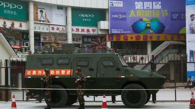 中国共産党のウイグル人大量収監が始まった