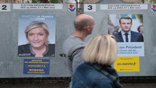 ルペンvsマクロン、迫る仏大統領選の読み方