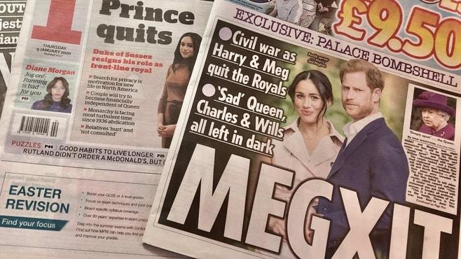 ヘンリー夫妻が突然「王室離れ」図る深刻事情