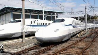 新幹線「N700S」、JR東海と西で違う車両価格の謎