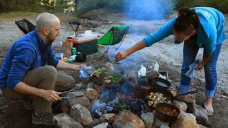 見よ!「キャンプ飯」はここまで進化している