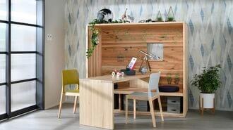自宅のオフィス化に悩む人への最新住宅プラン
