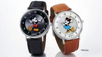 ディズニーが認めた「シチズン」腕時計の実力