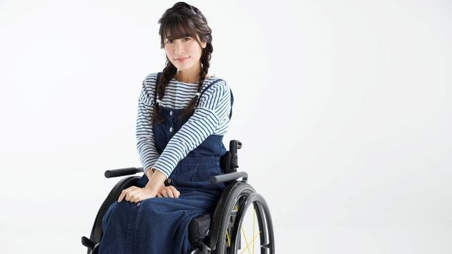 車椅子で有名に?「誹謗中傷から心を守る」秘訣