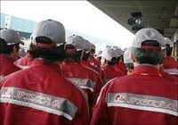 日本通運の川合社長は、宅配合弁JPエクスプレスへの出向社員の「3割くらいが戻るのでは」との見解示す