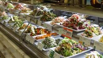 野菜高騰で「サラダ総菜」販売が急増する実情