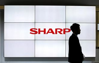Sharp CEO Tai Says to Step Down Once Stock Returns to TSE First Section