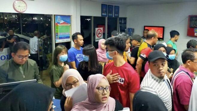 マレーシアの先例示す「里帰り」感染拡大リスク