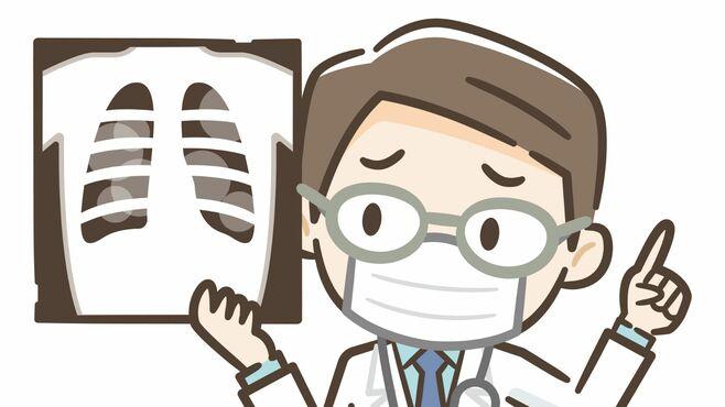 肺炎が人の命をあっさりと奪う恐怖のカラクリ