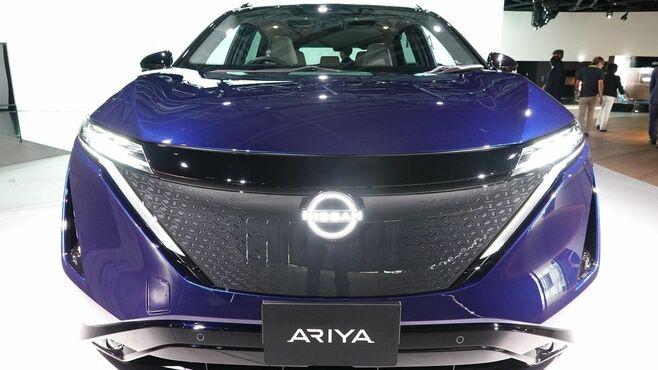 日産、新型EVの会員サイトに20万人登録の磁力