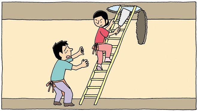 「夫が率い、妻が続く」夫婦関係は永遠でない