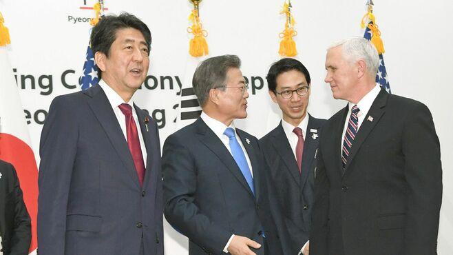 韓国大統領が日本との「五輪外交」を目指した理由