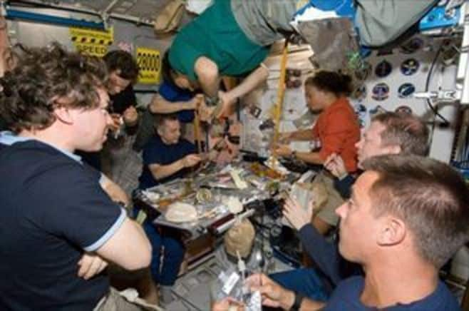 世界最高のストレス環境?宇宙船サバイバル