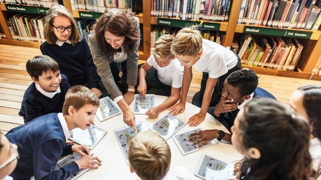 「教育技術」で子どもの成績は向上するのか