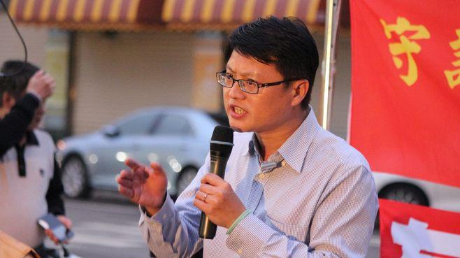 「台湾のためには、国民党を壊す必要がある」