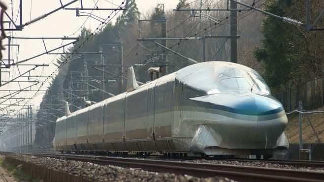 時速360km!JR東「超高速新幹線」の技術革命