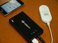 《NEWS@もっと!関西》売れてまっせ!国内初の持ち運びできる無線LANアクセスポイントに熱い視線