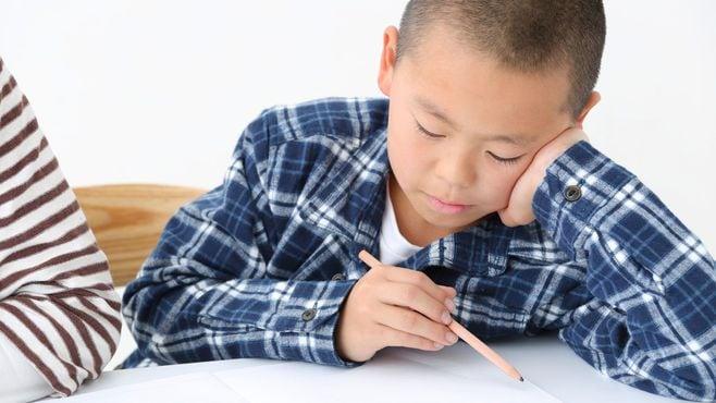勉強が苦手な子には「感情の上書き」が有効だ