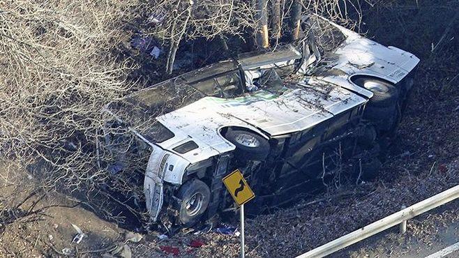 悲惨なバス事故を繰り返さないための教訓
