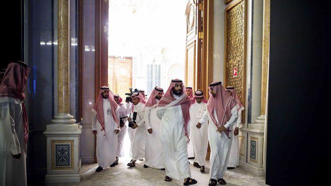 サウジの王子が11人も「一斉逮捕」された事情