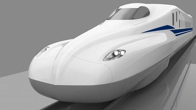 次世代新幹線「N700S」はどこが進化したのか