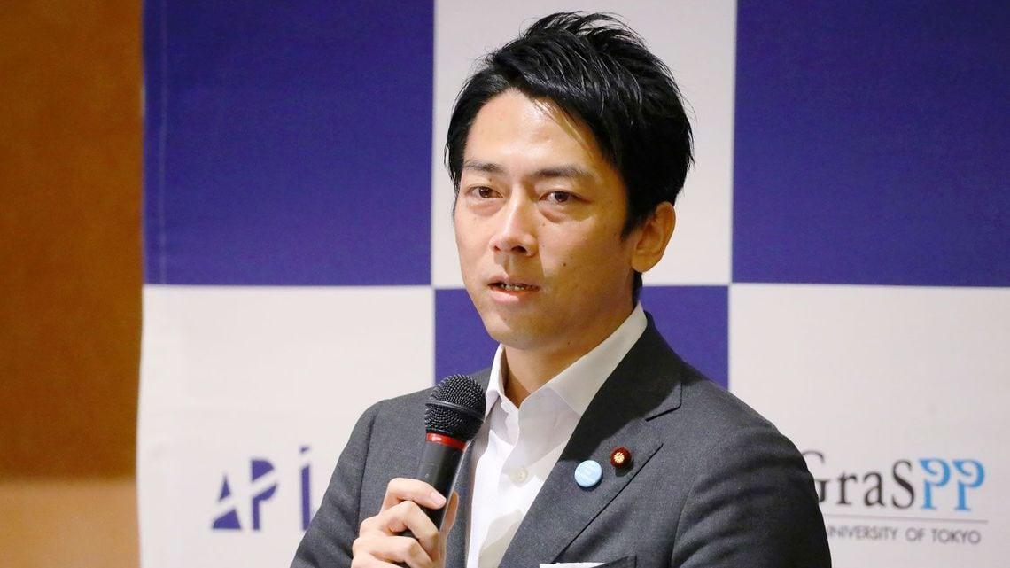 小泉 進次郎 大学