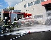 消防車国内トップのモリタ、「薬剤」効果で業績躍進《オール投資・注目の会社》