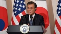 South Korea Maneuvers Between China and The U.S.