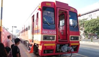 広島電鉄、ミャンマーへ車両を譲渡する狙い