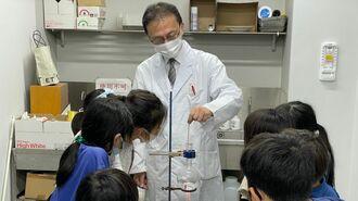 理科実験を導入する塾が体現する理想の中学受験