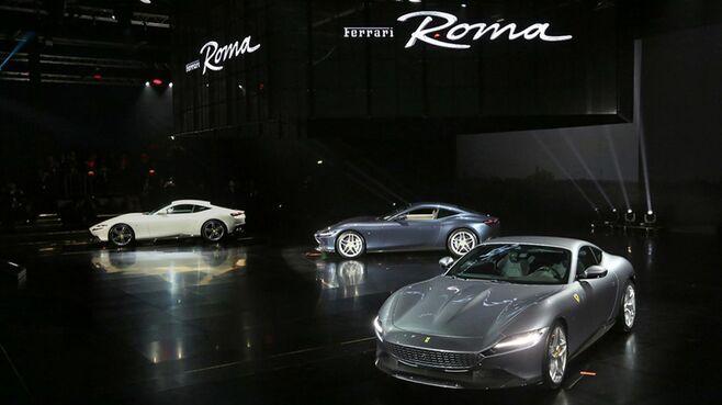 フェラーリ・ローマは走りもスタイルも絶品だ