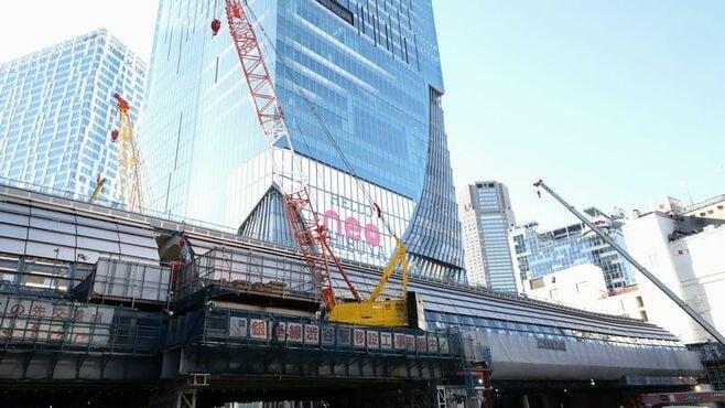 銀座線渋谷駅「6日間運休」で挑む工事の全貌
