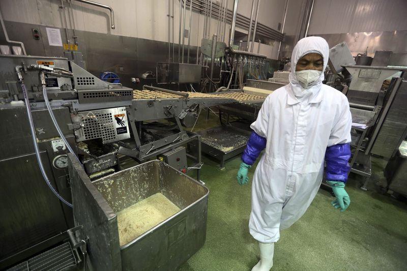 中国企業の食肉安全問題、スタバにも波及