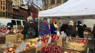 なぜ米国で「食の屋外市場」が大盛況なのか