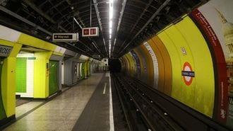 「007」地下鉄アクション撮影の秘密を追え!