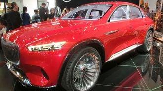 欧州の超高級車が「SUV」に続々参入する事情