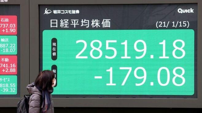 緊急事態宣言延長でも日経平均3万円の可能性