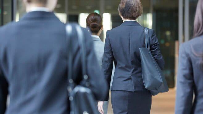 2022年卒の学生にもじわり影響「就活」の現実