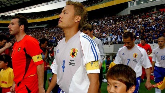 記憶を抹殺したい日韓W杯、元日本代表の述懐