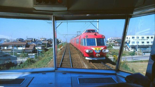 「前面展望列車」は鉄道少年「最高の憧れ」