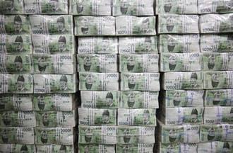 動揺するアジア新興国通貨
