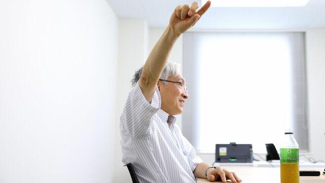 超一流の経済学者と向き合う清滝教授の「流儀」