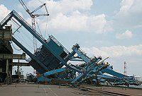 住友金属鹿島製鉄所、津波被害から驚異の猛スピード復旧