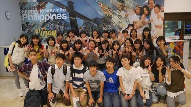 中学生が行く「セブ島英語短期留学」の舞台裏