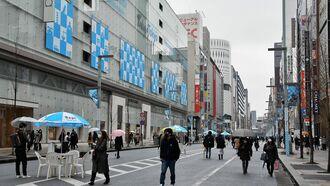 コロナ大打撃で露呈した百貨店ビジネスの岐路