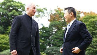 日米の政治経済を繋いだ、ある米国人の半生