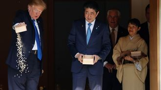 Japan and The U.S. Take Different Roads on Trade