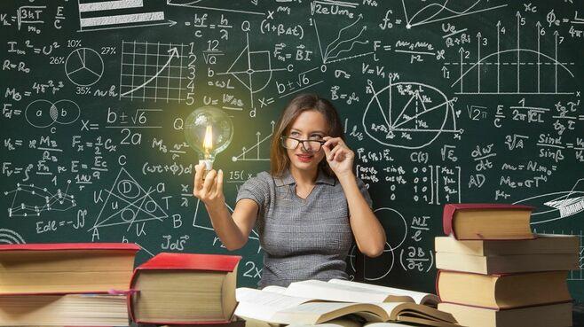 数学を「エンタメ」として楽しむ人の驚きの視点